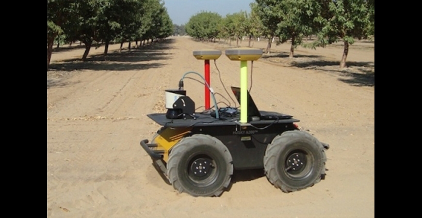 RAPID: Robot Assisted Precision Irrigation Delivery